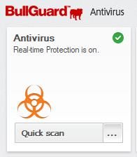 Bullguard features