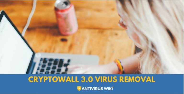 Cryptowall 3.0 Virus Removal