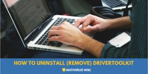 How to uninstall (remove) DriverToolkit